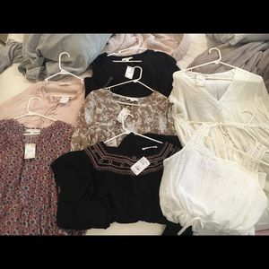 7- Suzanne Betro Weekend Collection Tops